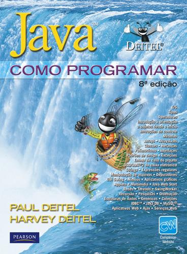 E book da hora java como programar 8 edi o for Como programar en java