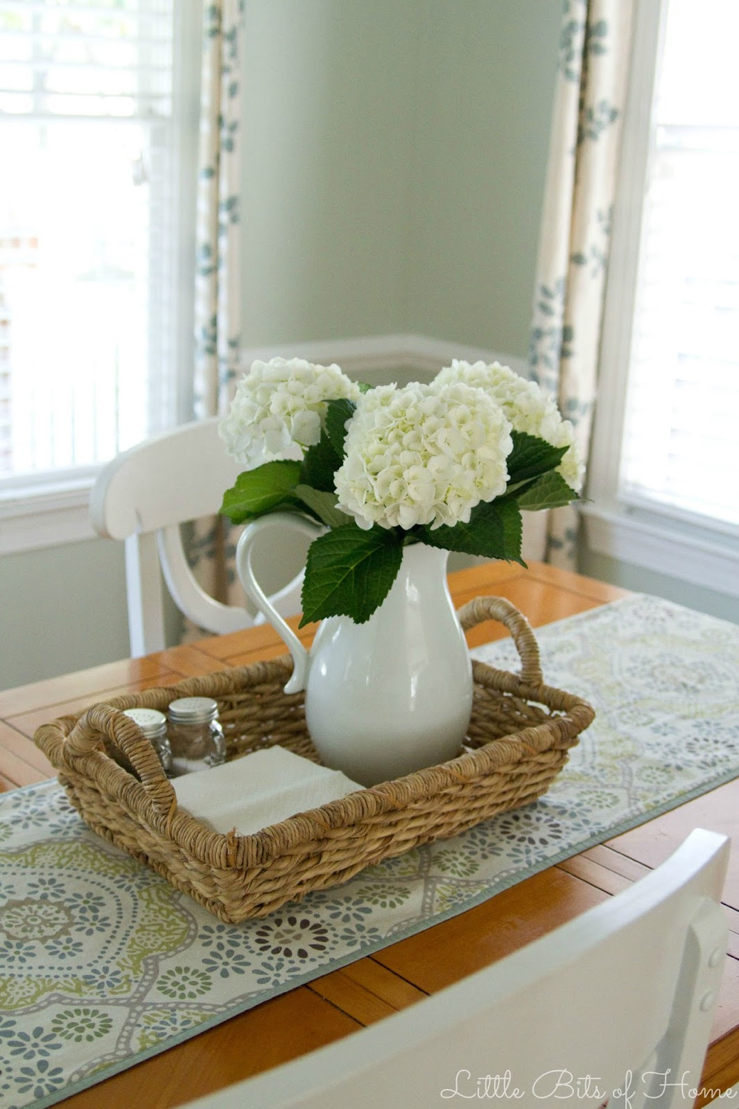 The clean table club for Table centerpieces for dining table