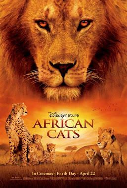 Felinos de África DVDRip Latino