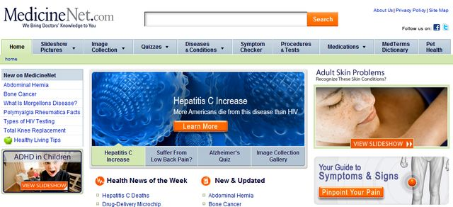 Medicinenet.com - How to Choose Skin Care Tips