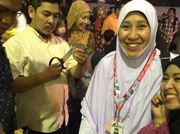 Allahyarham Siti Nurolshizan