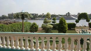 ارض للبيع على النيل بمنيل شيحة 8 فدان