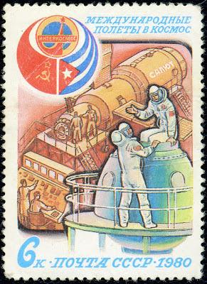 sello urss cuba