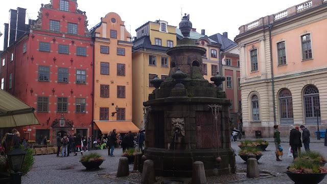 Gamla Stan, Old Town, Stockholm