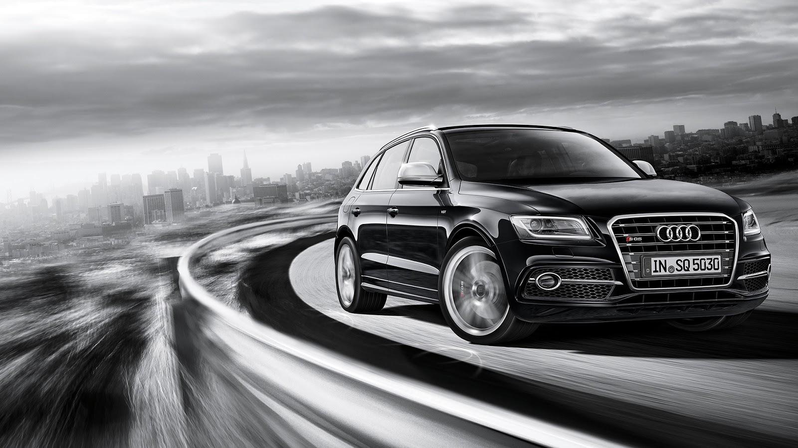 Audi SQ5 TDI competition