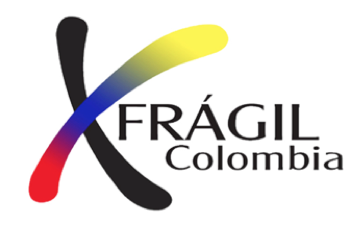 X Fragil Colombia