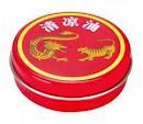 pomada chinesa