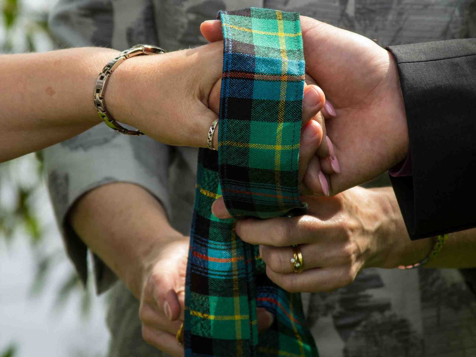 So What Exactly Is Hand Fasting