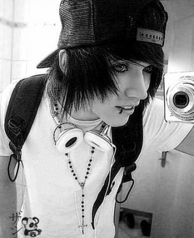 Emo Boys Latest Wallpapers - Latest Cute Emo Boys Images