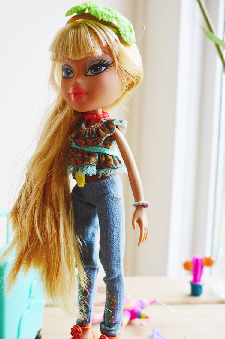 Bratz Study Abroad Raya in Mexico doll, FashionFake, lifestyle bloggers