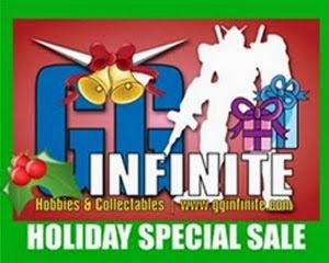 GG INFINITE HOLIDAY SALE