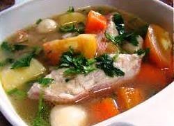 Resep Membuat Masakan SAYUR SOP Ayam Sederhana