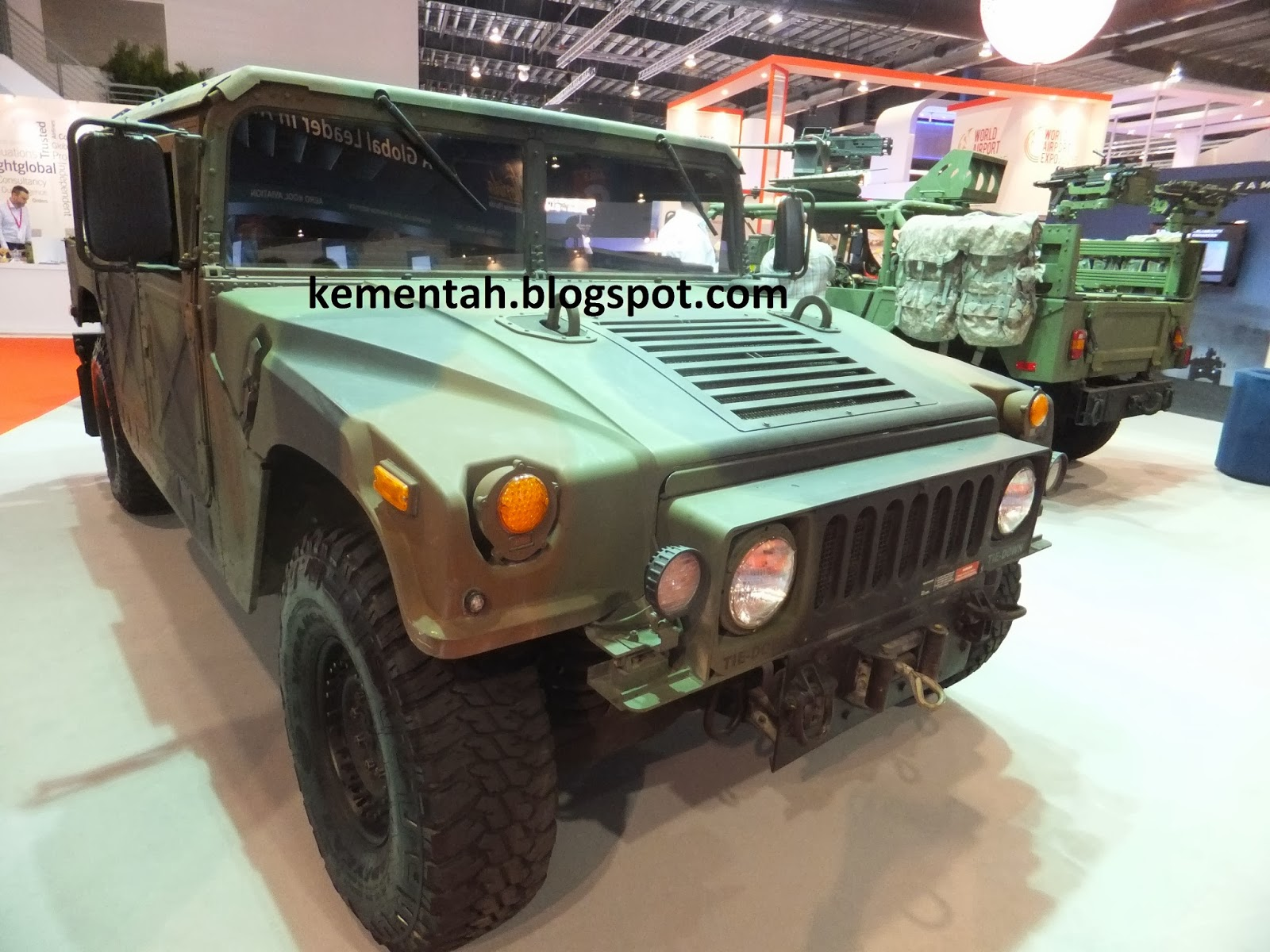 Malaysian armed forces expected to strengthen stable of 4x4 vehicles