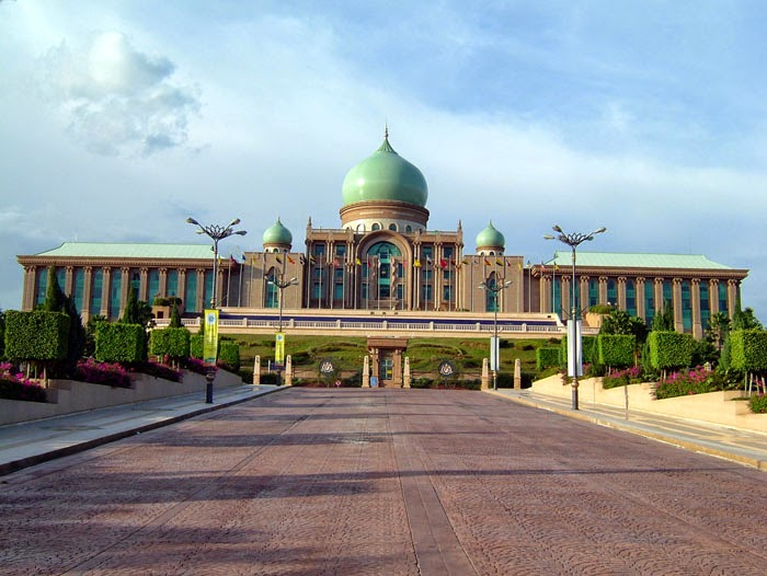 Barisan Kabinet Baru Kerajaan Persekutuan 2014