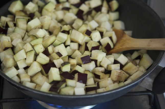 Eggplant goodness