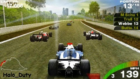 f grandprix psp free download full