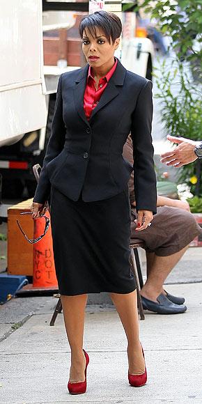 أناقة Janet Jackson جانيت جاكسون شقيقة مايكل