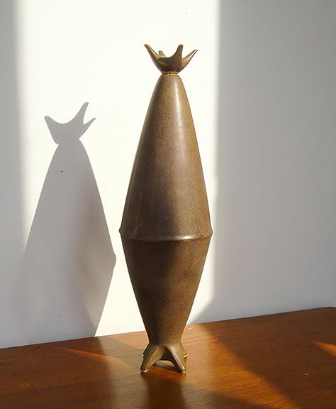 Very Rare Midcentury Decanter designed by Weston Neil Andersen, founder of Andersen Design
