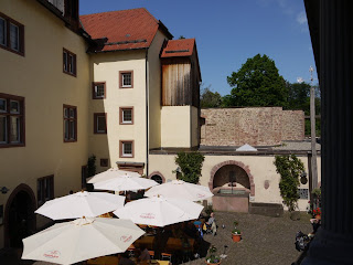 Schlosshof Neuenbürg