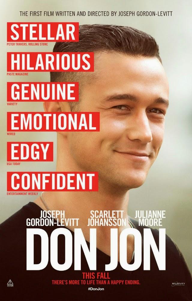 La película Don Jon ( Un atrevido Don Juan )