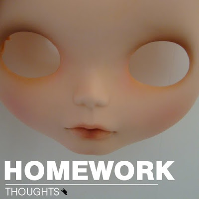 Homework - Thoughts