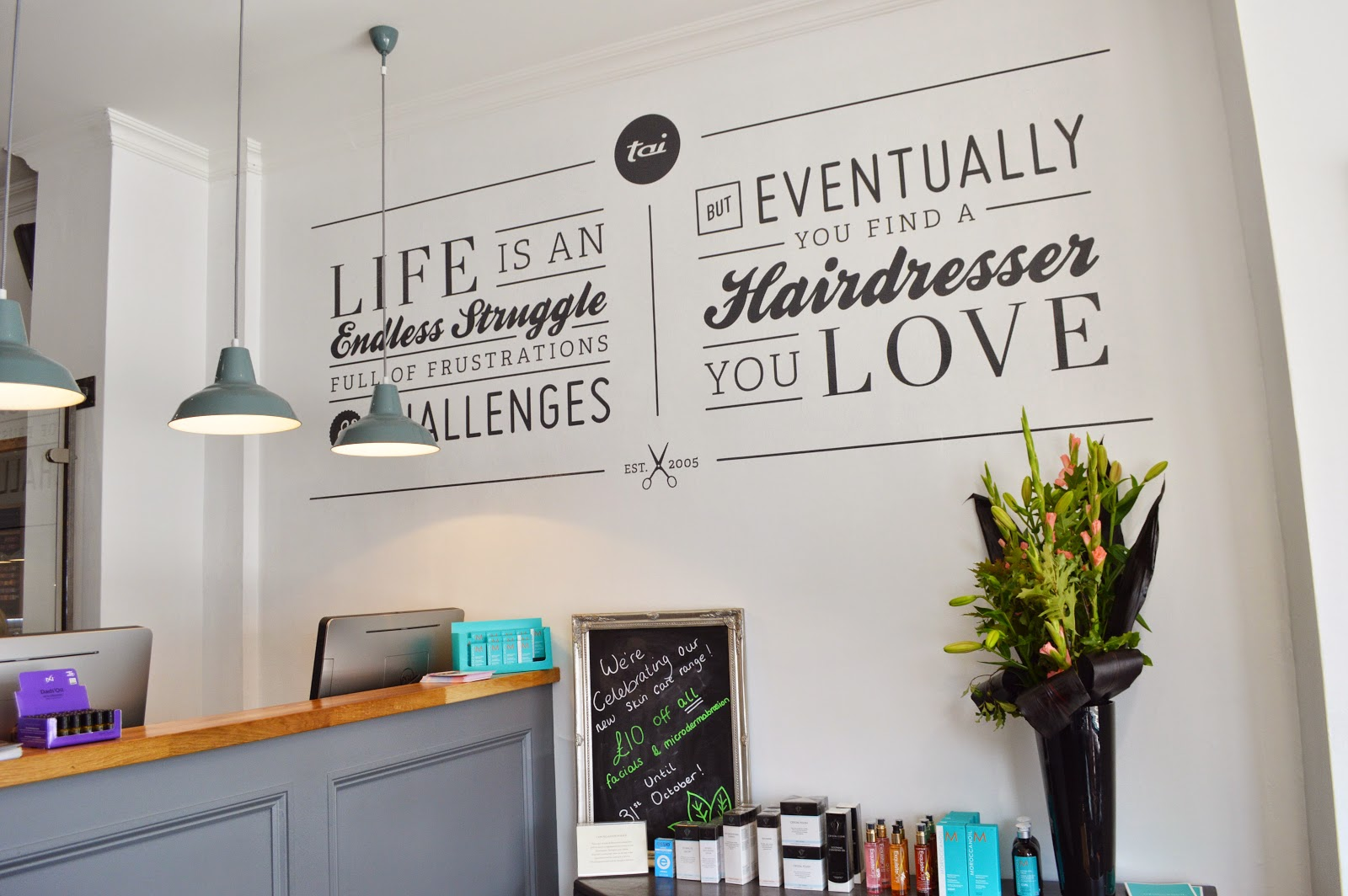 Tai Hair and Beauty Salon in Hove