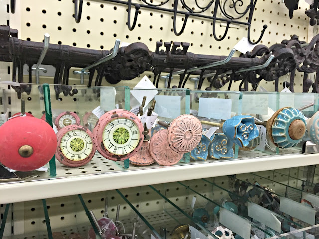 Knobs for girl's room