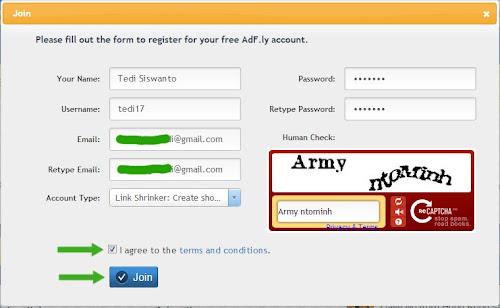 mendapatkan uang dari adf.ly