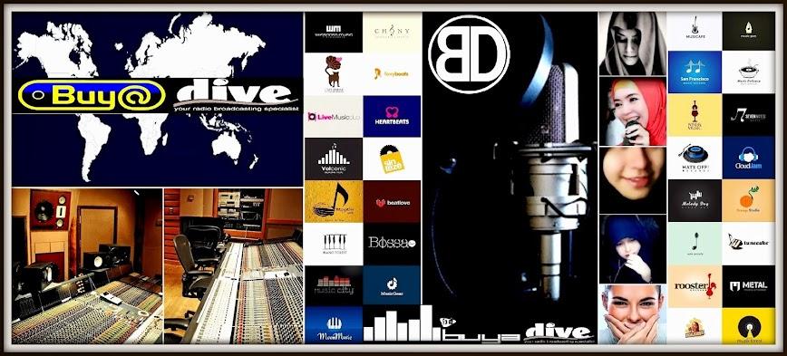 Buya Dive The Radioman