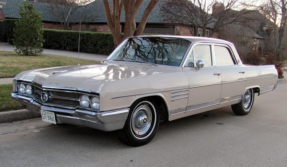 All American Classic Cars 1964 Buick Wildcat 4 Door Sedan