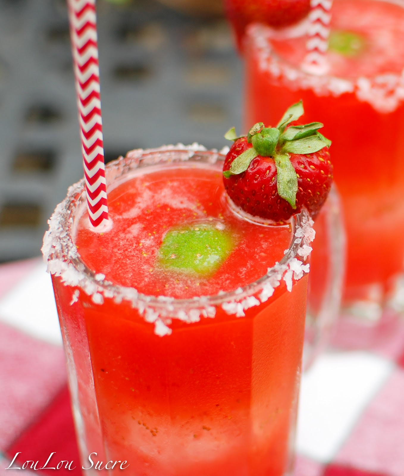 Strawberry Margarita Recipes — Dishmaps