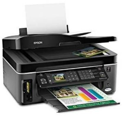 Images Epson Workforce 615