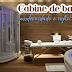 Cabines de banho – veja modelos e dicas para ter um spa em casa!
