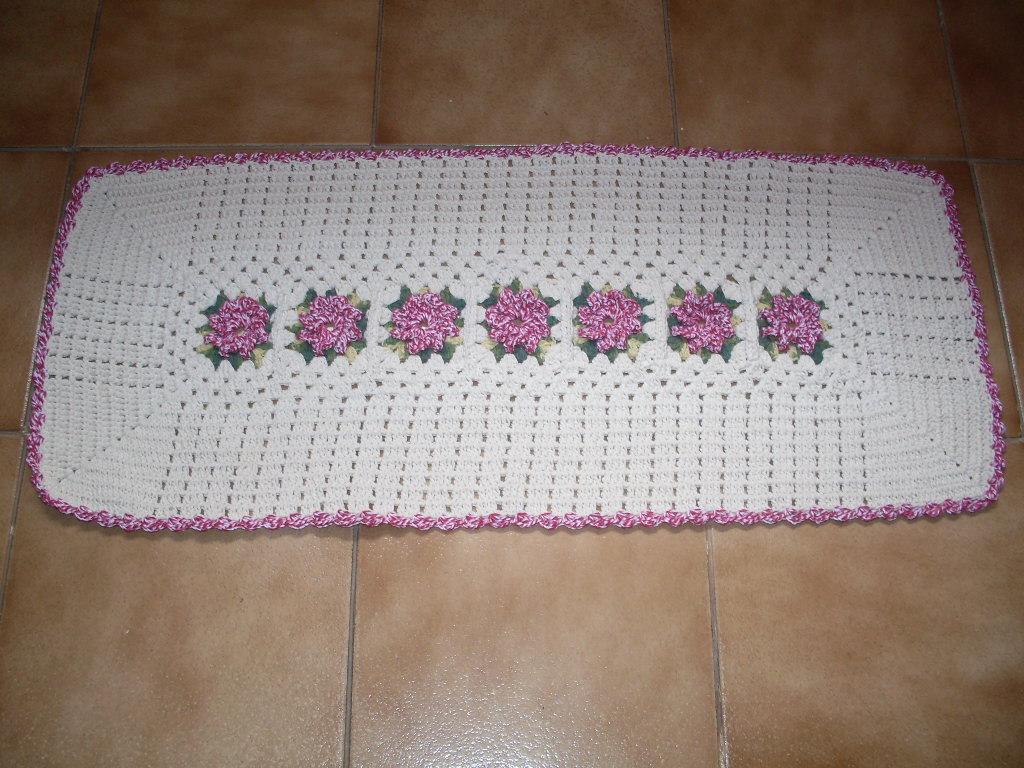 Zeila artesanatos tapetes toalha de mesa - Tapetes para mesa ...