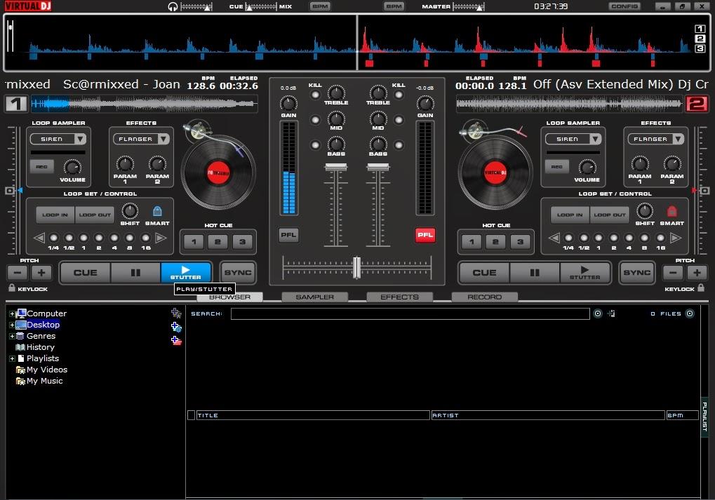 Virtual DJ 5.2 Full Serial