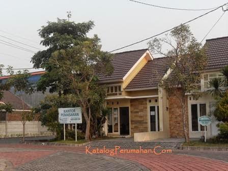 Kantor pemasaran Taman Wisata Regency