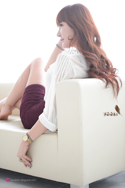 4 Elegant Yoon Seul -Very cute asian girl - girlcute4u.blogspot.com