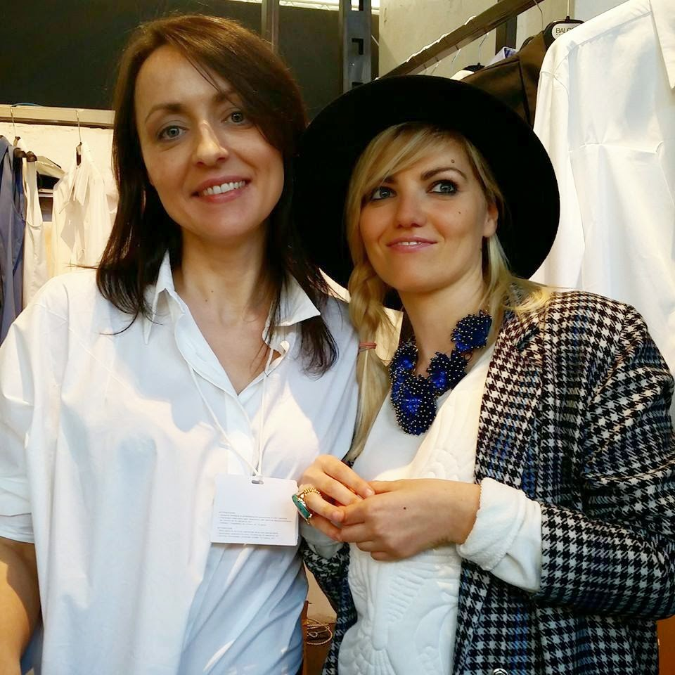 balossa mariafelicia magno white trade show milano milano moda donna fashion week milanese mariafelicia magno fashion blogger colorblock by felym