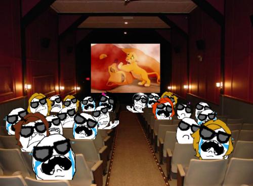 Watch Lion King In 3D