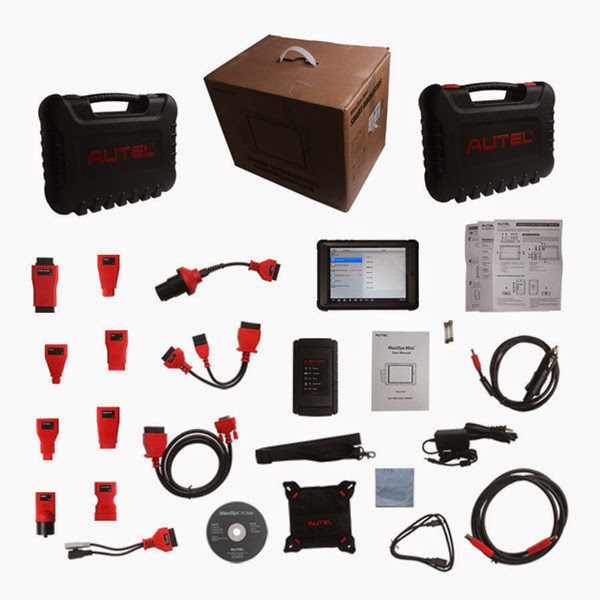 Autel MaxiSys Mini MS905 Package