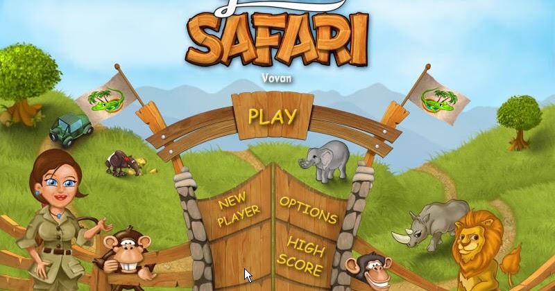 fun games youda safari   mediafire