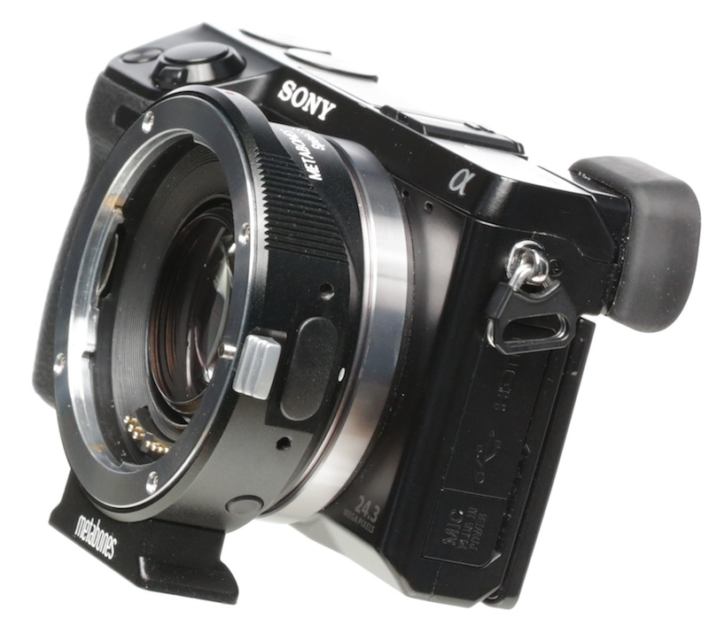 sony nex-7 metabones speed booster