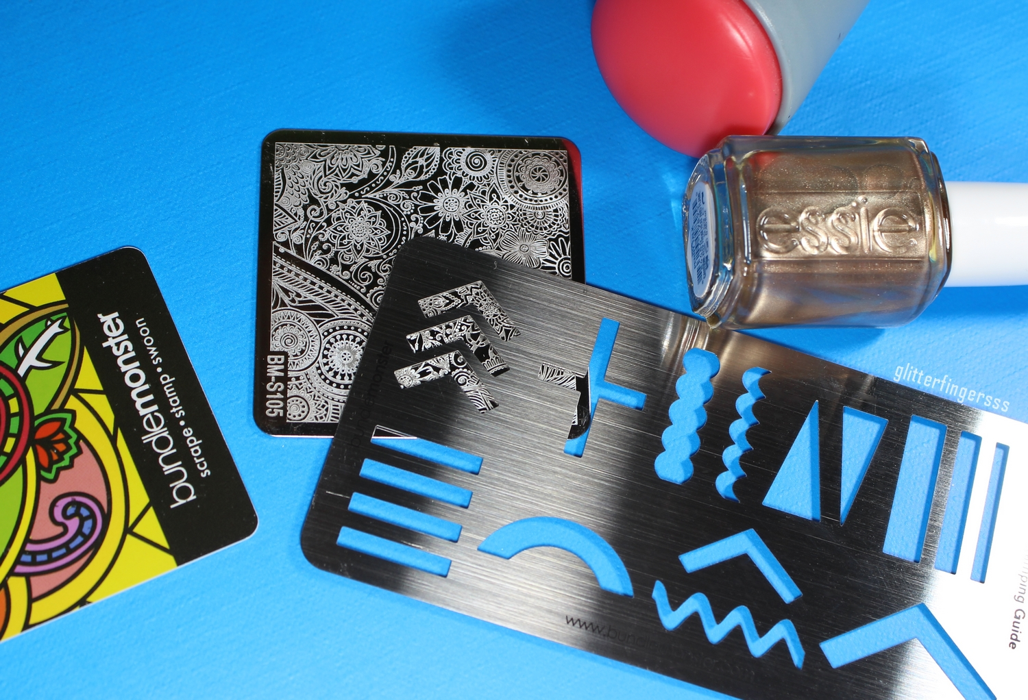 Stamping Plates But Using These Templates Guides You Can Stamp Different Shapes Out Of Your Plate Patterns Sounds Interesting Isnt It