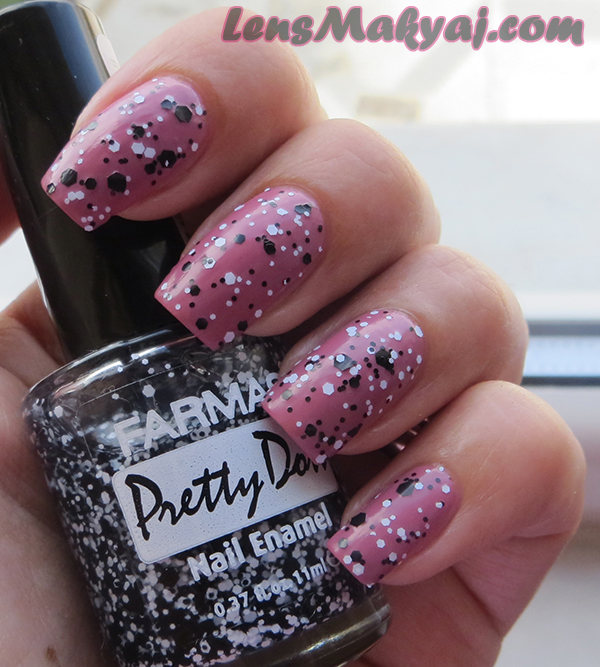 Farmasi Pretty Dots Oje 301