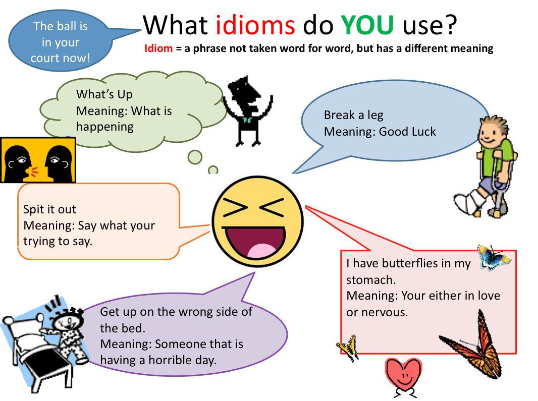 essay about friendship with idioms With regards to using idioms in essays great information i will tweet to my friends to get them to check it out keep it up thanks for sharing.