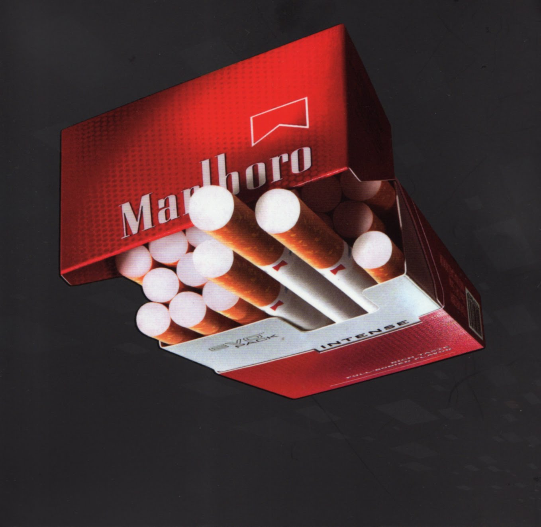 Cigarettes Store MARLBORO Promotion Plan