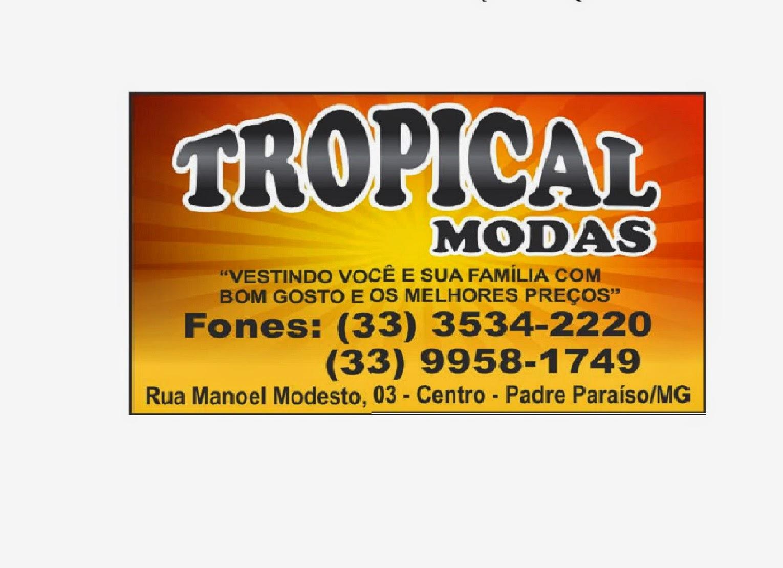Tropical Modas