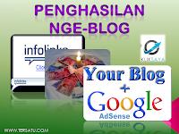Penghasilan Perhari Dari Nge-Blog