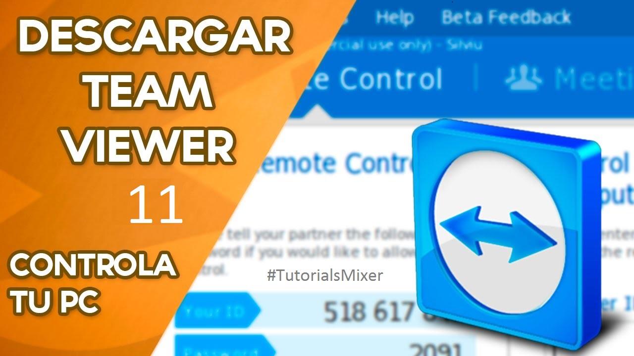 teamviewer 11 portable mega