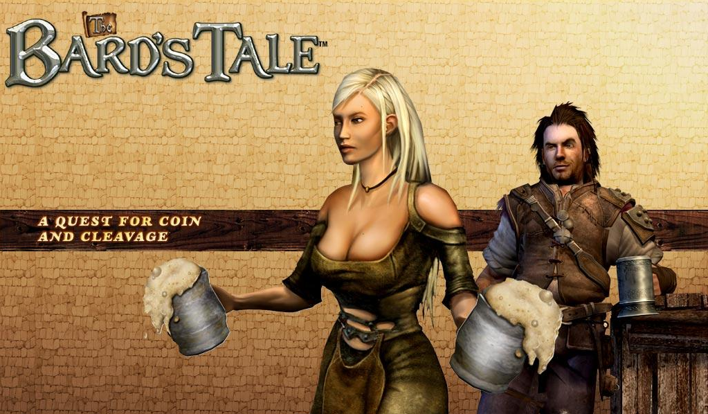 The Bard's Tale para Android e iPhone